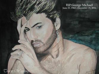 RIP George Michael by traciewayling