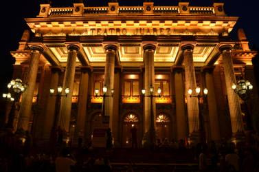 Teatro Juarez by emmix0392