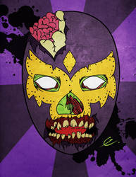 Undead lucha libre by emmix0392