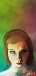 Portrait 1 by emmix0392