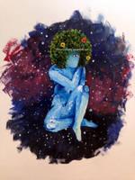 celestial being. [2015] by CheyenneDrake