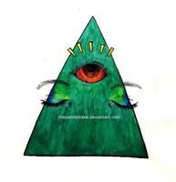 3rd eye. [2014] by CheyenneDrake