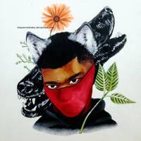 wolf. [2016] by CheyenneDrake
