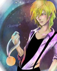 Yurio on Ice by Creativelea