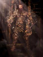TYR-God of War Final by alw-dasilva