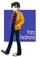 Show off your Franz art_03 by metroground
