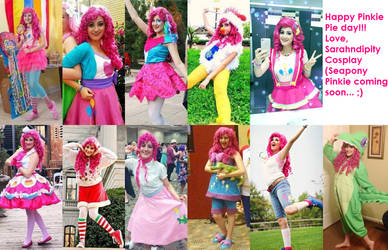 Sarahndipity's World of Pinkie! by sarahndipitycosplay