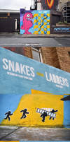 Snakes Versus Ladders by ThePpeGFX