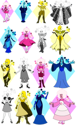 .: Diamond Authority (Swap Places) :. by Anna-The-Cherry