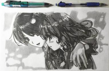 Is This love (Ushinawareta Mirai Wo Motomete.) by Yiansu