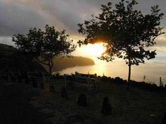 Azzorre...tramonto 2 by skattolento