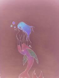 Mermaid by VelvetCrowbar
