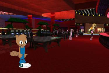 Bingo in a Casino by YRT9401