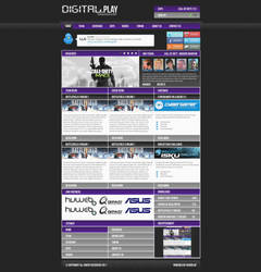 Team DPlay webdesign by w3nky