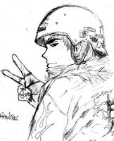 Onizuka x3 by Trafalgar-Law