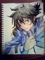 Setsuna ( Gundam 00 ) by Kiramimiru-Hime