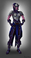 Vaenni - character presentation by arcane-villain