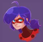 Ladybug by LadyMazy