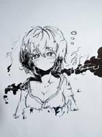 Gently stoned by KakiChurma