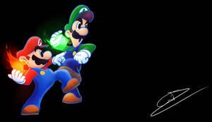 Super Mario Bros by GdGreat