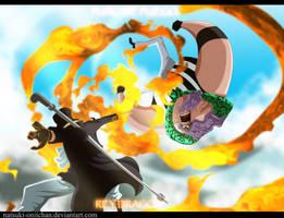 One Piece 787 Sabo by natsuki-oniichan
