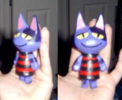 Bob from Animal Crossing by raiyue