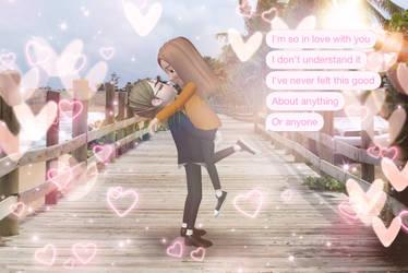 Love you  by Raveshitsa