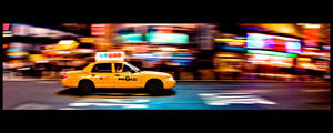 speed in the city IV by PatrickWally