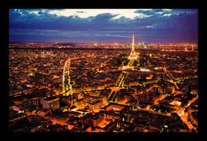 Tout Paris by PatrickWally
