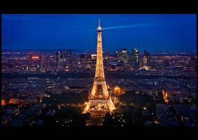Tour Eiffel by PatrickWally