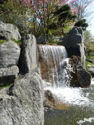 waterfall by rainbowKara