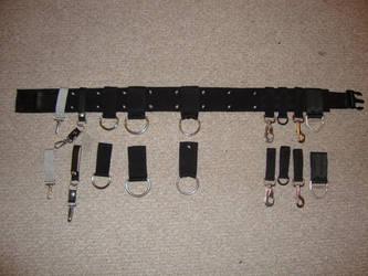 Ghostbusters 2 belt by DerGrundel