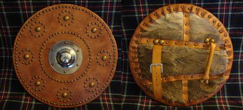 Scottish Targe 002 by DerGrundel