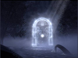 Gate of Moria by toddworld