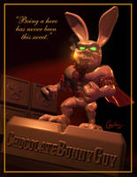 ChocolateBunnyGuy by toddworld