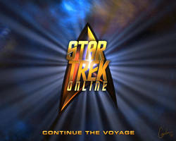 Star Trek Online - Badge by toddworld