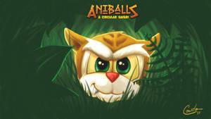 Aniballs Tiger Concept by toddworld