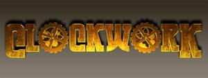 Clockwork Logotype by toddworld