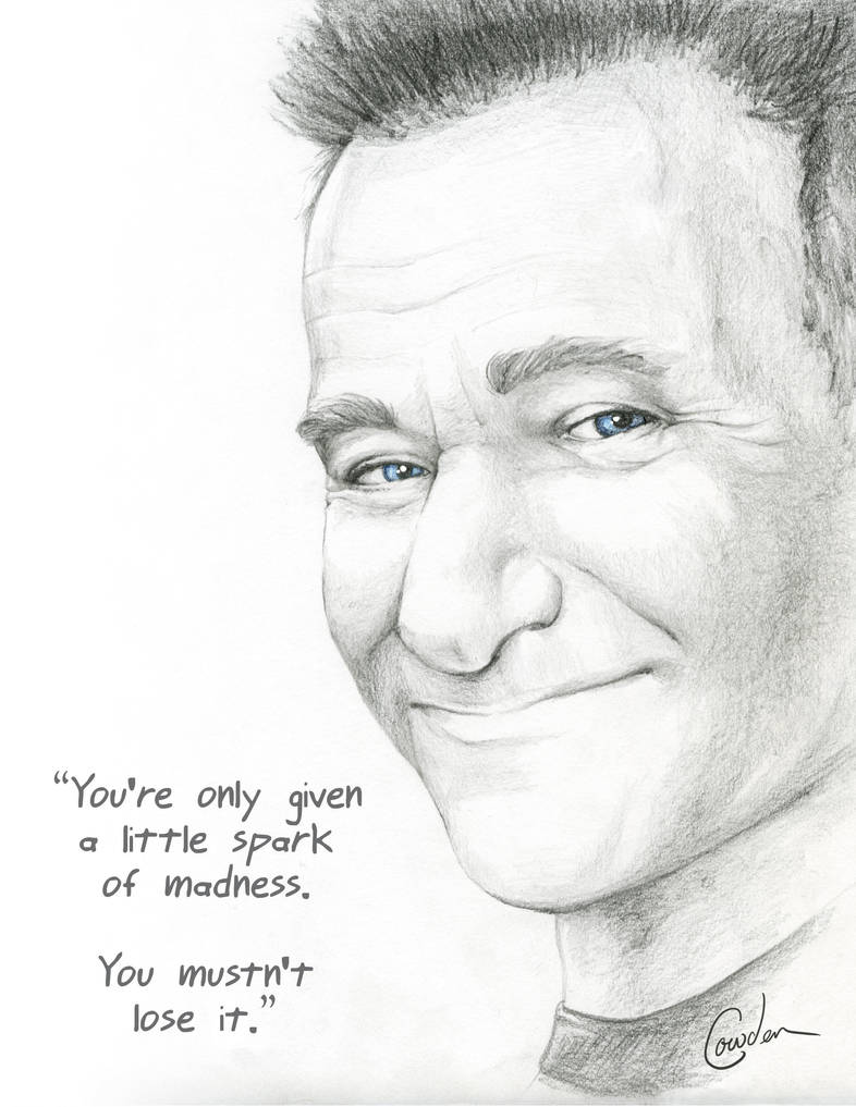 Robin Williams by toddworld