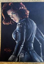 Black Widow by toddworld