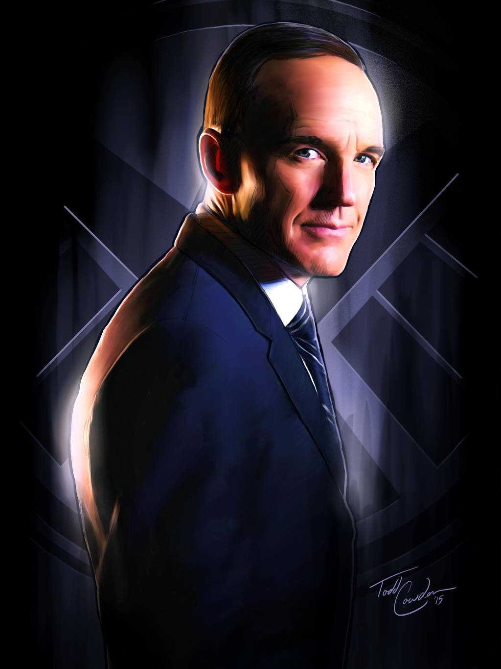 Agent Coulson by toddworld