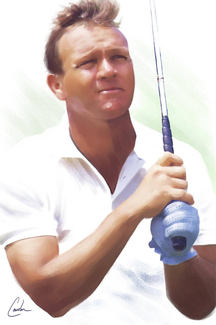 The Legendary Arnold Palmer by toddworld