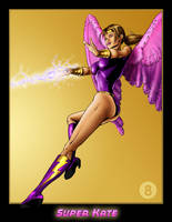 Super Kate - Color by toddworld