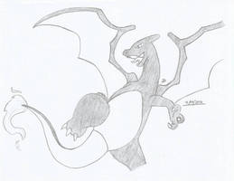 Charizard by she0wolf
