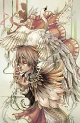 Swan Prince by circus-usagi