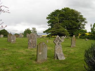 Graveyard by Sassy-Stock
