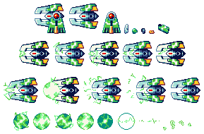 Mega Man ZX Advent: Pulse Cannon by DarkSamus993
