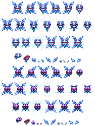 Mega Man ZX Advent: Skull Anchor by DarkSamus993