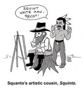 Squinto by Booter-Freak