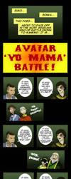 Avatar YO MAMA Battle by Booter-Freak